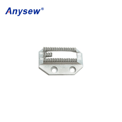 Anysew Sewing Machine Parts Feed Dog 1613-555
