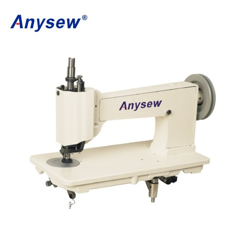 GY10-4 Single needle Hand Operated chainstitch embroidery machine