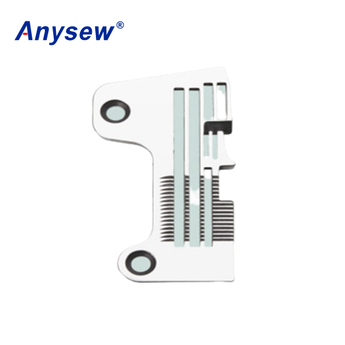 Anysew Sewing Machine Needle Plate 146781-001