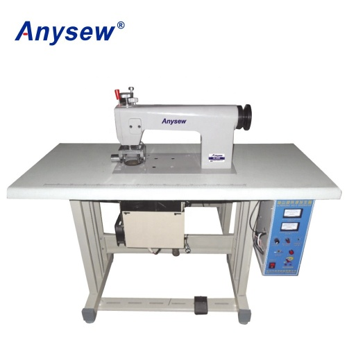 AS-U60S Ultrasonic lace sewing machine for non-woven bag/cloth