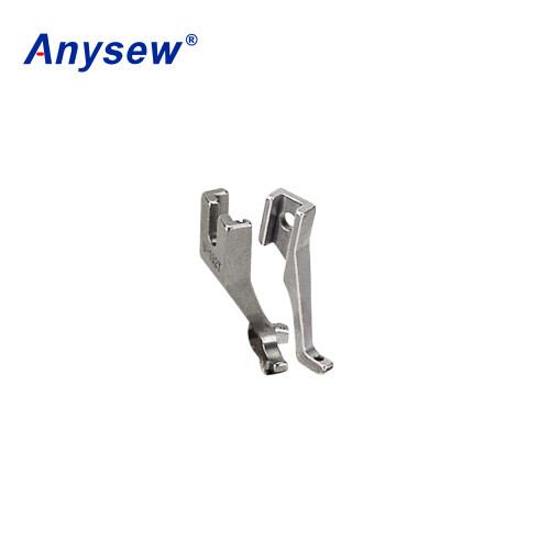 Anysew Sewing Machine Parts Presser Foot U192T+U193T