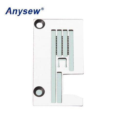 Anysew Sewing Machine Needle Plate 257049B32