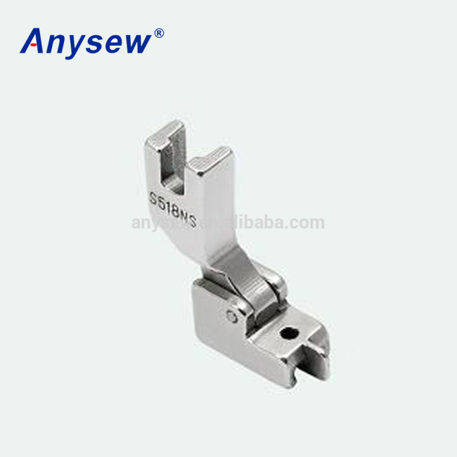 Anysew Sewing Machine Parts Presser Foot S518NS