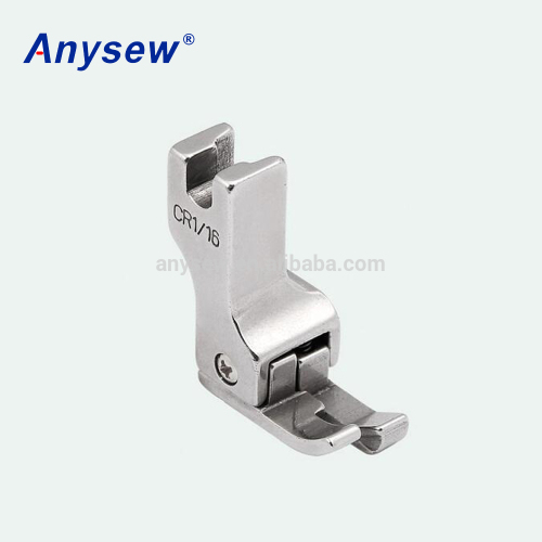 Anysew Sewing Machine Parts Presser Foot CR1/16
