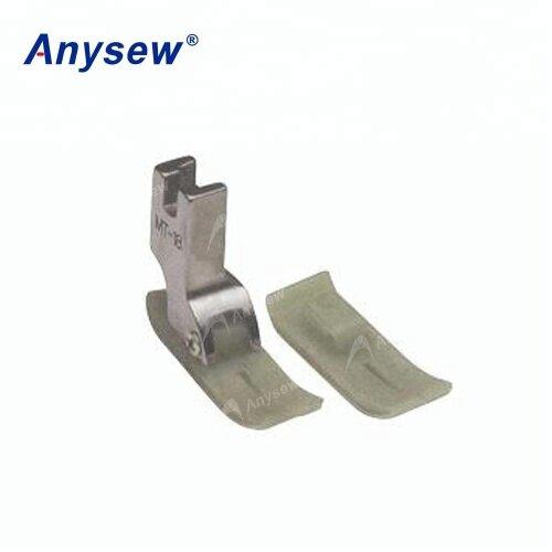 Anysew Sewing Machine Parts Presser Foot MT-18 & MT-18B