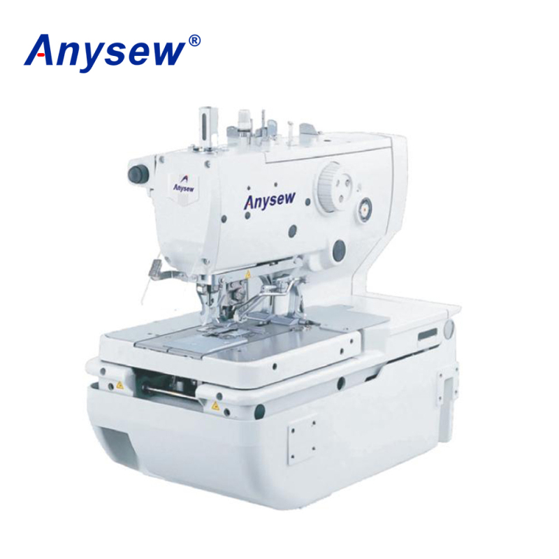 AS9820 Direct Drive Electrical Eyelet Machine Button Holing Machine Eyelet Sewing Machine For Jeans
