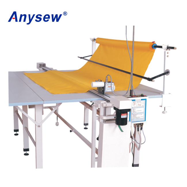 ASDB-2 Semi-auto Cloth End Cutter Cutting Machine