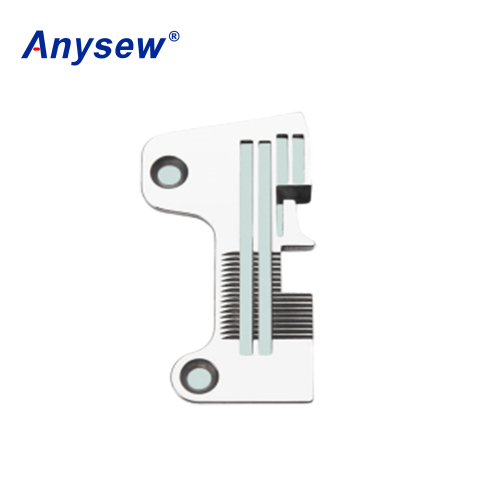 Anysew Sewing Machine Needle Plate 146730-001