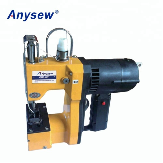 GK9-801 Portable Bag Closer Machine Bag Machine Closing Machine Cheap Price