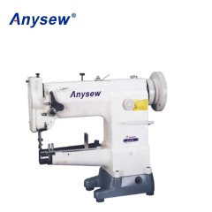 AS2628 Cylinder bed compound feed industrial sewing machine for leather