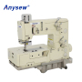 AS1302-4W Flat-bed Double Chain Stitch Picotting Sewing Machine Foggoting Zigzag Machine