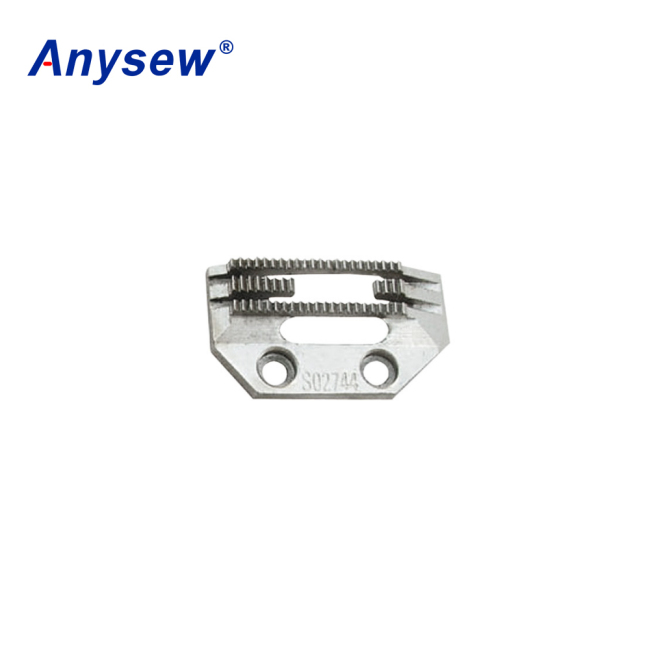 Anysew Sewing Machine Parts Feed Dog S02744