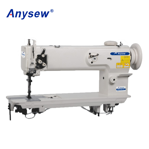 AS1510N-L18 Long arm compound feed heavy duty lockstitch sewing machine