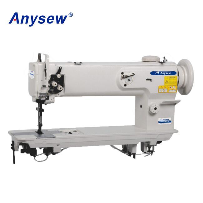 AS1510N-L18 Long arm compound feed heavy duty lockstitch sewing machine