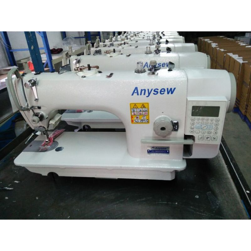 AS9800DDI-4 Computerized Direct Drive Lockstitch Industrial Sewing Machine Automatic Machine