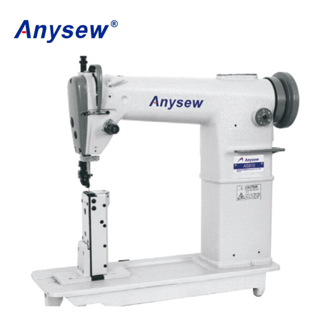 AS810 Post Bed Sewing Machine Post Bed Leather Sewing Machine