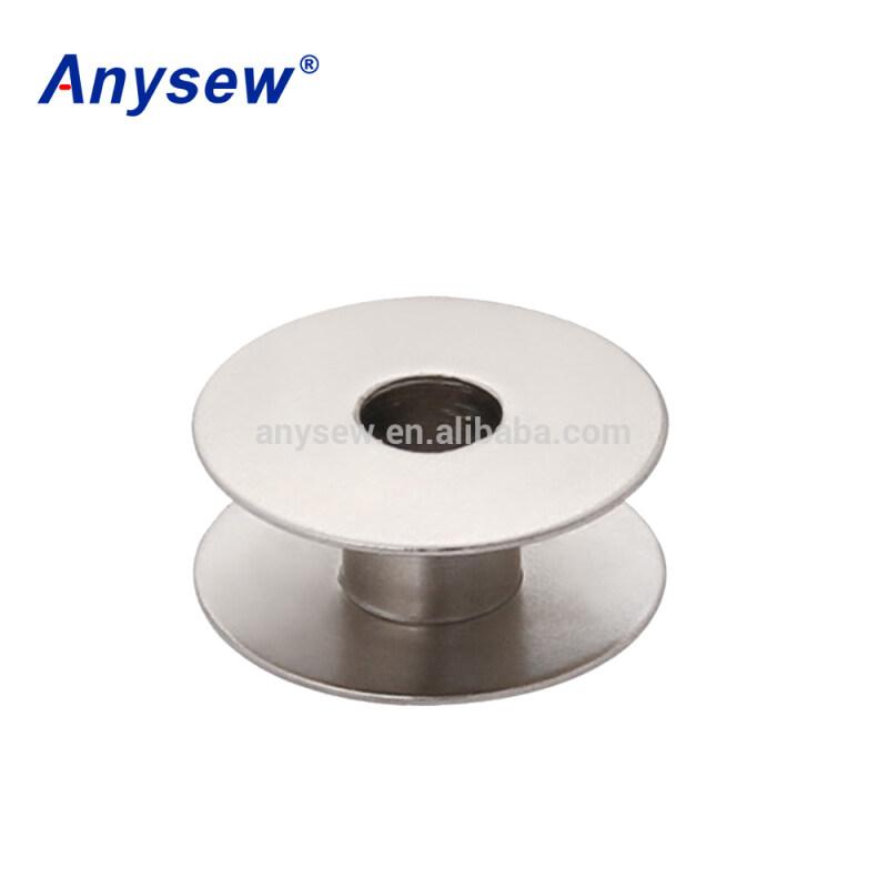 Anysew Sewing Machine Parts Steel Bobbin 40264