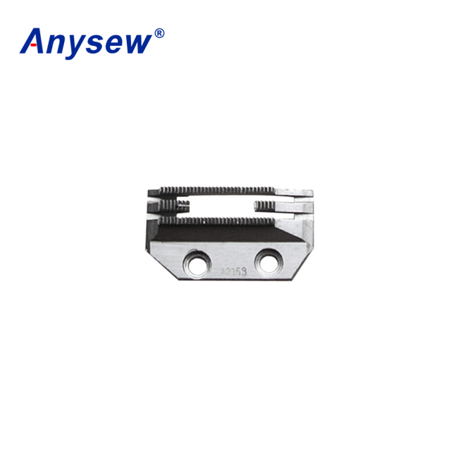 Anysew Sewing Machine Parts Feed Dog 272153