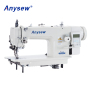 AS0303DDI-4 Direct drive computerized single needle bottom feed walking foot heavy duty lockstitch sewing machine