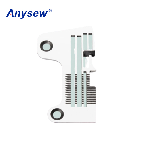 Anysew Sewing Machine Needle Plate 146785-001