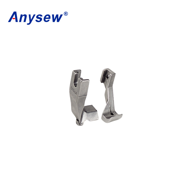 Anysew Sewing Machine Parts Presser Foot U194A+U195