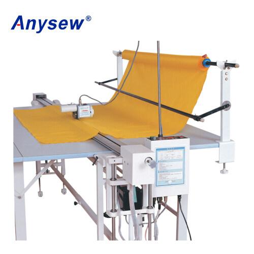 ASDB-3 Full-auto Cloth End Cutter Round Blade Cloth Cutting Machine End Cutter Cutting Machine