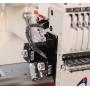 AS-1201TS Single Head Embroidery Machine Automatic Cap Embroidery Machine Logo