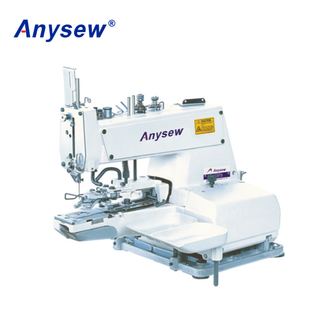 AS373 Button Attaching Machine For Garment
