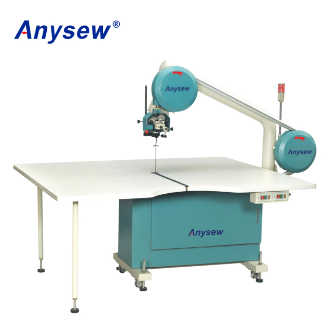 AS-900A/B Band Knife Cutting Machine Best Cutting Machine