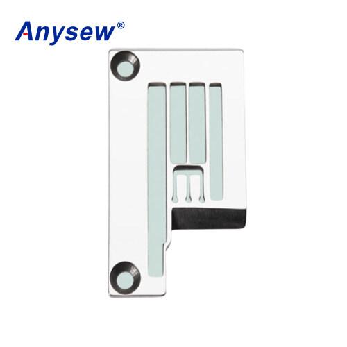 Anysew Sewing Machine Needle Plate 257033B56