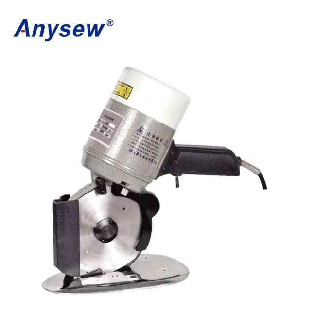 RSD-125 High Speed Round Knife Cutting Machine