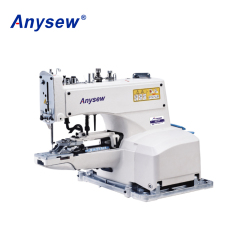 AS1377 High Speed Button Attaching Sewing Machine