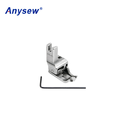Anysew Sewing Machine Parts Presser Foot 211-15