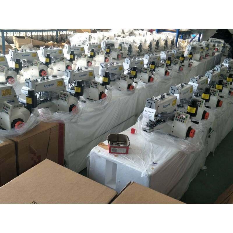 AS373DD Button Attach Sewing Machine Button Attaching Machine Button Sewing Machine Used For Shirt