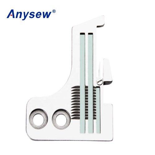 Anysew Sewing Machine Needle Plate 208753/202554E