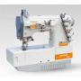 F007J-W122-356/FHA High Speed 3 needle 5 thread Flat bed Interlock industrial cover stitch sewing machine price