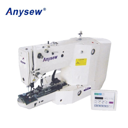 AS1903D high speed  electric button  attaching  sewing  machine (complet set)