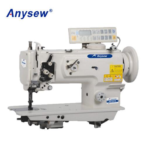 AS1541 Compound Feed Single Needle Heavy Duty Lockstitch Sewing Machine