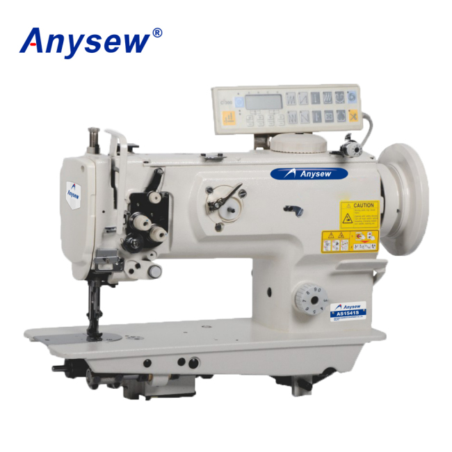 AS1541 Compound Feed Single Needle Heavy Duty Lockstitch Sewing Machine