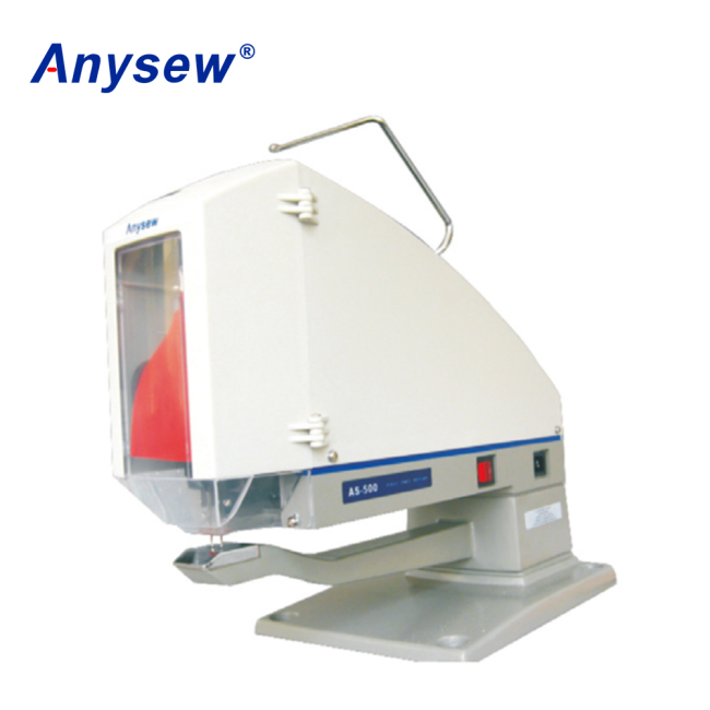 AS-500 Staple Pin Attacher Plastic Staple Machine Pinning Machine