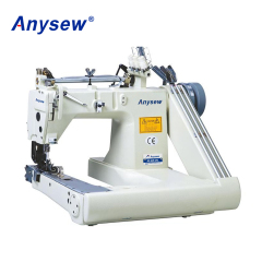 AS928-2PL Three Needle Feed-Off-The-Arm Sewing Machine For Jeans