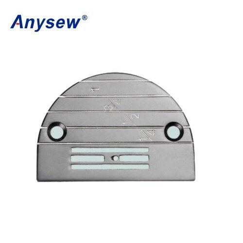 Anysew Sewing Machine Needle Plate E Type