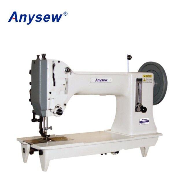 GB180-1Heavy duty up and bottom feed Flat-Bed lockstitch sewing machine