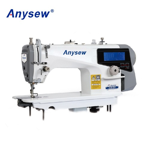 AS6-D4 Computerized Full Automatic Lockstitch Sewing Machine Anysew Brand