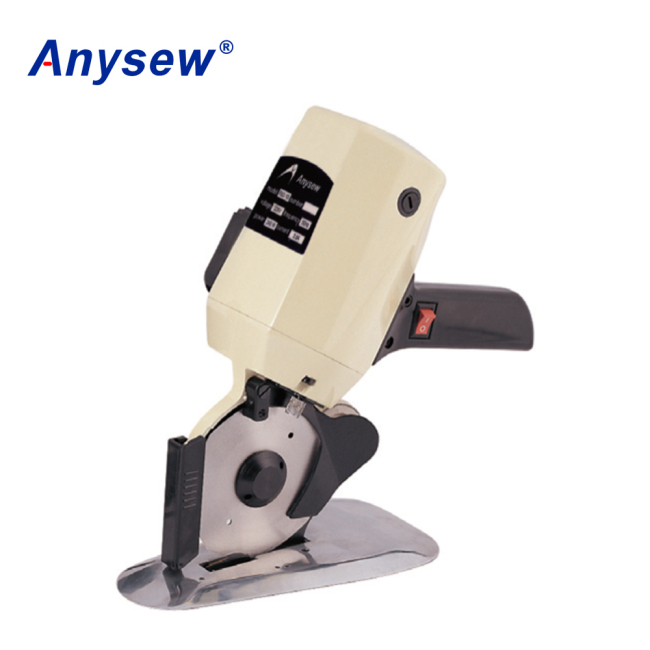 RSD-100 Round Knife Cloth Cutting Machine Textile Cutting Machine Knife Cutting Machine