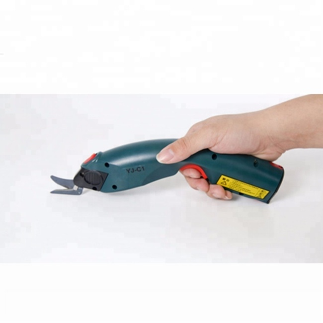 C1 mini portable battery scissor electric cutting machine
