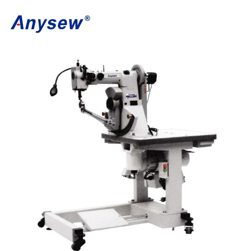 AS-S168 Single needle inner sew line shoe industrial sewing machine