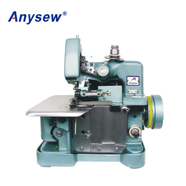 GN1-6D 1needle 3 thread  Mini overlock stitch sewing machine with motor