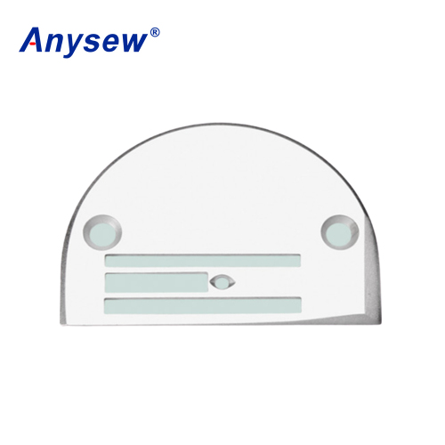 Anysew Sewing Machine Needle Plate B1109-555-HOB