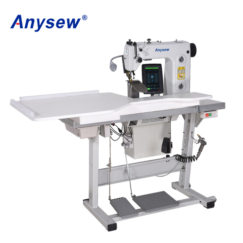 AS656 Anysew Brand Computerized Sleeve Machine Sleeve Setting Machine For Suits